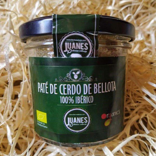 Paté Clásico de Cerdo Ibérico 100% de Bellota Ecológico
