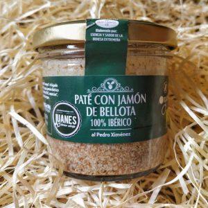 Paté de Jamón de Bellota 100% Ibérico Ecológico Juanes