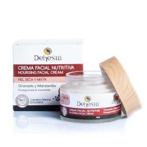 Crema Facial Nutritiva de usodiario Dehesia