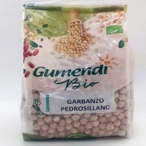 Garbanzo Pedrosillano Ecológico en envase biocompostable de 500 gramos