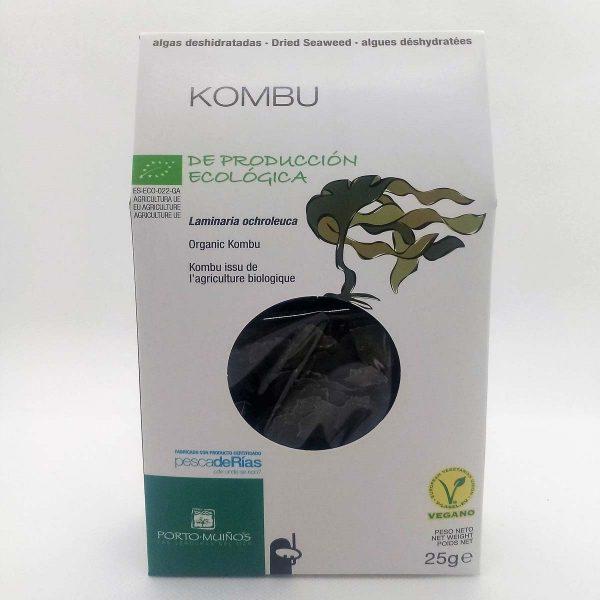 Alga Kombu Ecológica 25gr