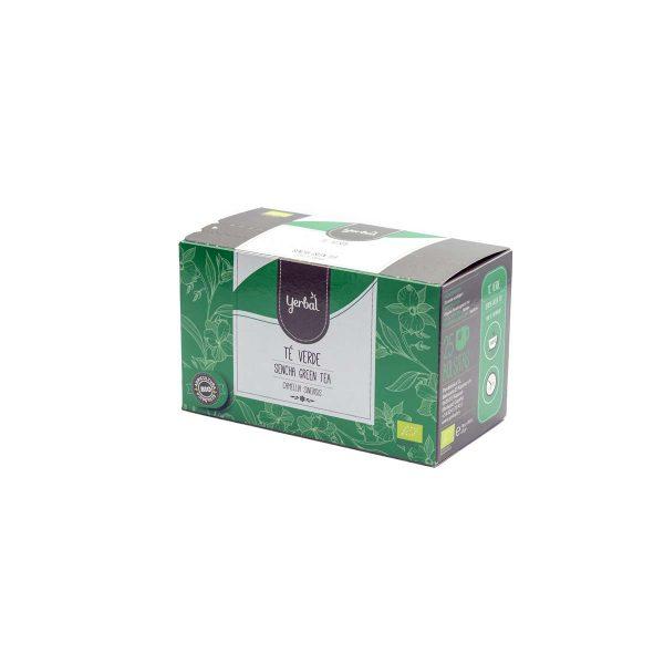 Té Verde Ecológico Yerbal