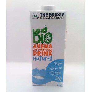Bebida de Avena Bio sin azucares añadidos