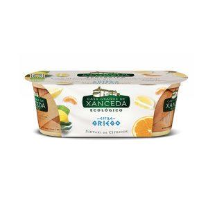 Yogur Griego Ecológico con Cítricos Casa Grance Xanceda