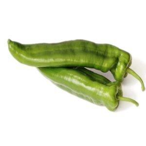 Pimiento Verde Italiano Ecologico